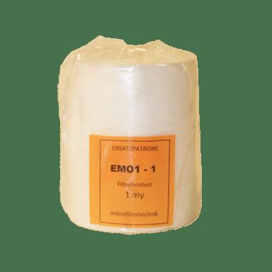 EMO1-1 (1µ) für Feinstfilter MO1