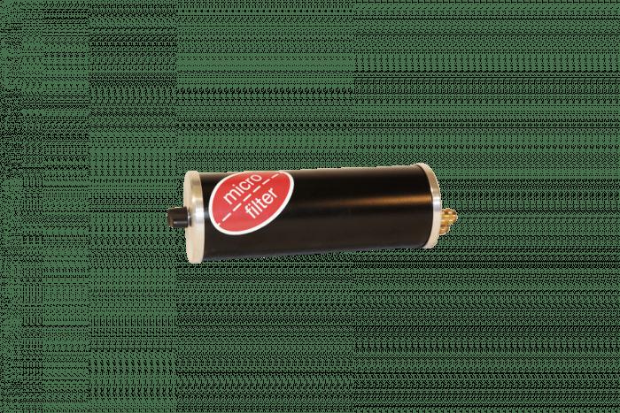 Radial-Feinstfilter SR12 (nur Gehäuse)