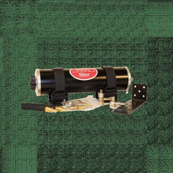 Radial-Feinstfilter SR20MA (inkl. Anschlüsse)