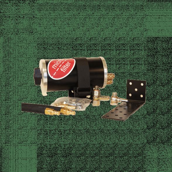 Radial-Feinstfilter SR5MA (inkl. Anschlüsse)